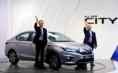 All New 5th Generation Honda City now available in India