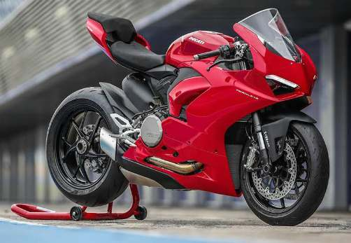 Ducati opens pre-booking for its first BS6 bike, the Panigale V2 in India
