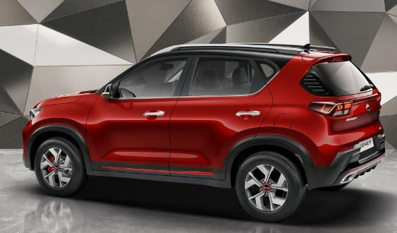 Kia Motors unveils the Sonet – an all-new smart urban compact SUV, made in India for the world