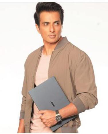 Acer India Signs Sonu Sood as Brand Ambassador