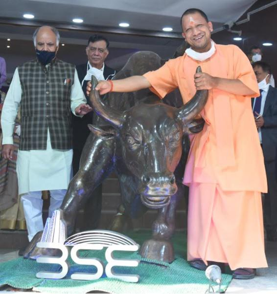 Uttar Pradesh Govt's first 200 Cr Lucknow Muni Bond lists on BSE