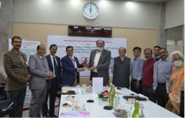 DRDO Signs MOU with MAHA-METRO for implementation of Advanced Biodigester Mk-II Technology in Metro Rail Network